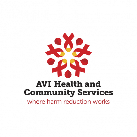 AVI Health and Community Services Society new logo