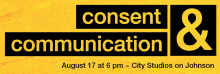 Consent and Communication Workshop